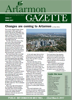Current Gazette